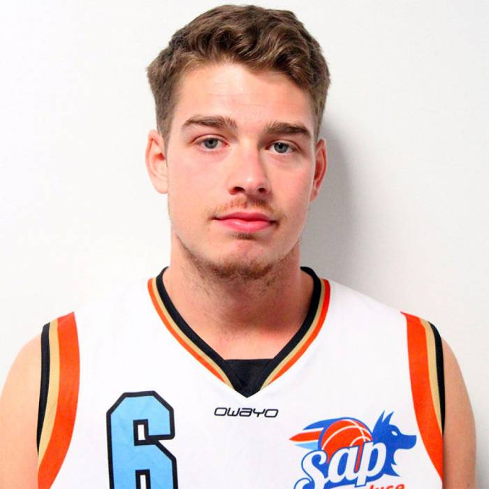 Photo of Brice Pierard, 2018-2019 season
