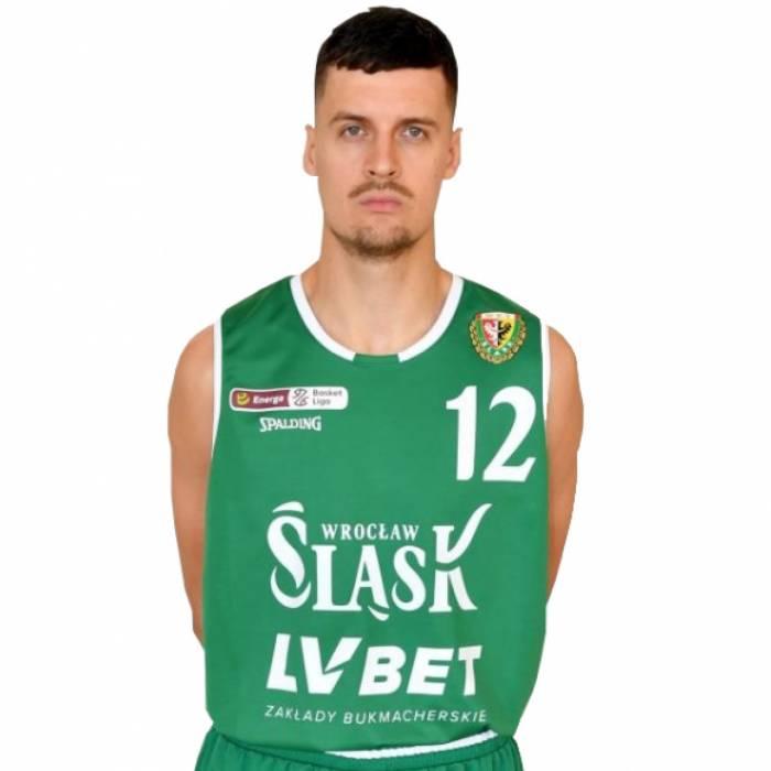 Photo de Mathieu Wojciechowski, saison 2019-2020