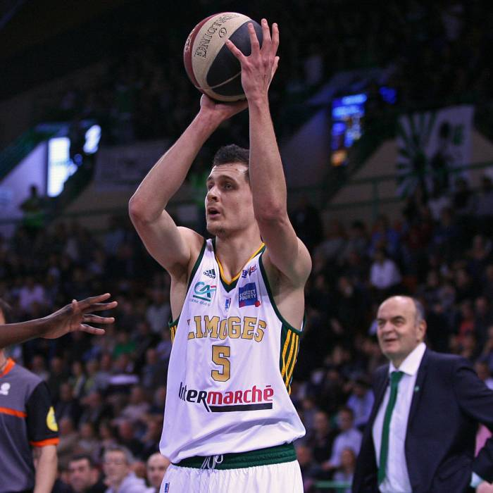 Photo de Mathieu Wojciechowski, saison 2016-2017