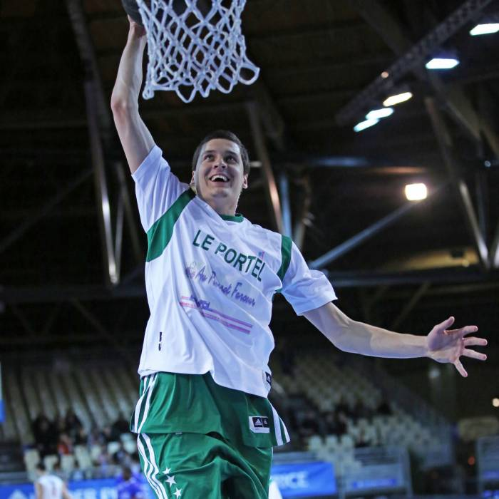 Photo de Mathieu Wojciechowski, saison 2013-2014
