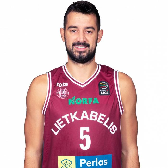 Photo of Stefan Sinovec, 2019-2020 season