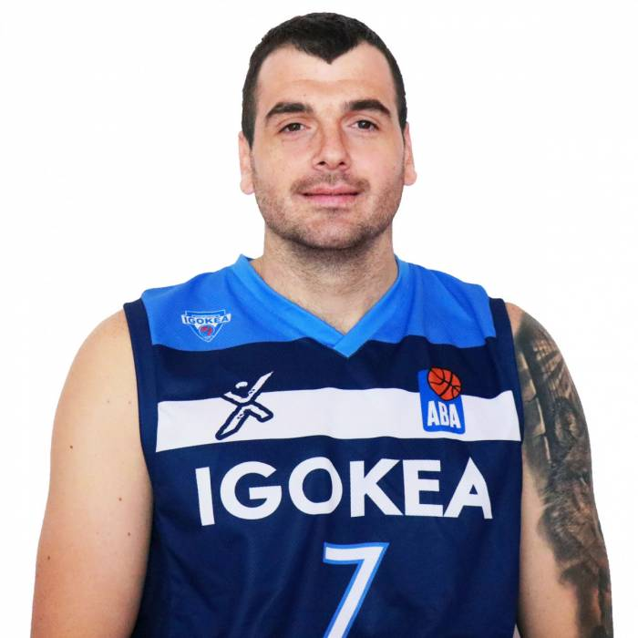 Photo of Sava Lesic, 2018-2019 season