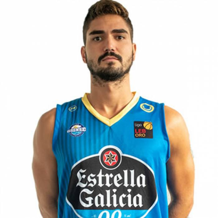Photo de Oscar Alvarado, saison 2019-2020