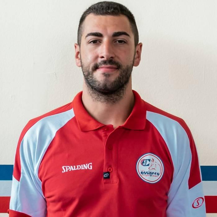 Photo de Marco Santiangeli, saison 2019-2020