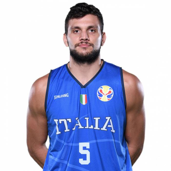 Photo of Alessandro Gentile, 2019-2020 season