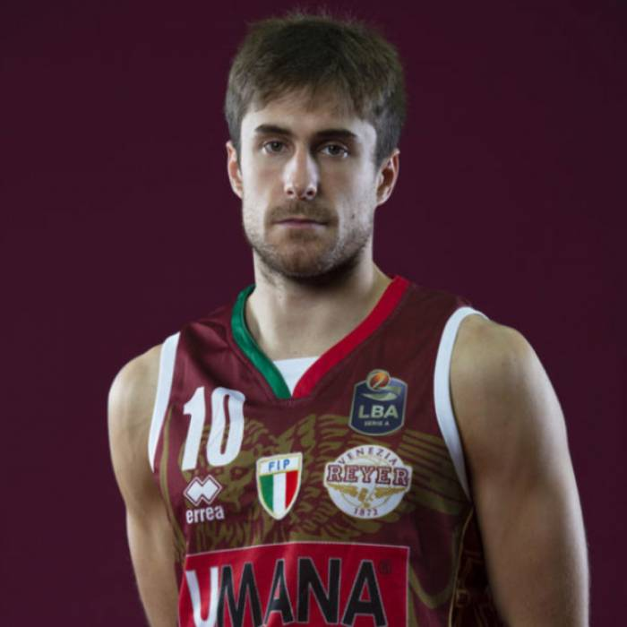 Photo de Andrea De Nicolao, saison 2019-2020
