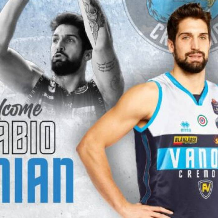 Photo de Fabio Mian, saison 2020-2021