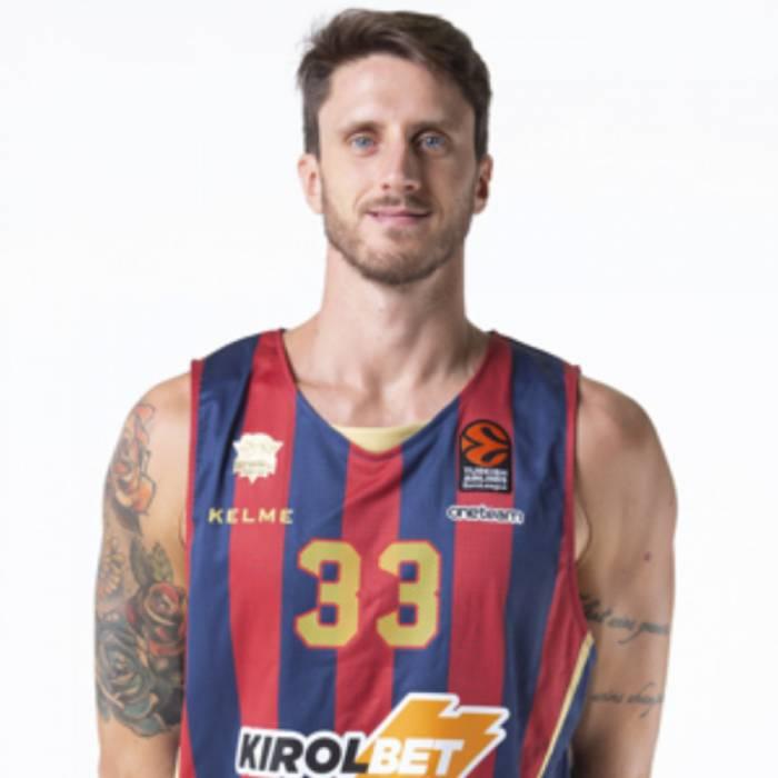 Photo de Achille Polonara, saison 2019-2020