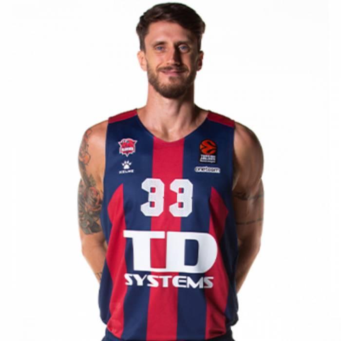 Photo de Achille Polonara, saison 2020-2021