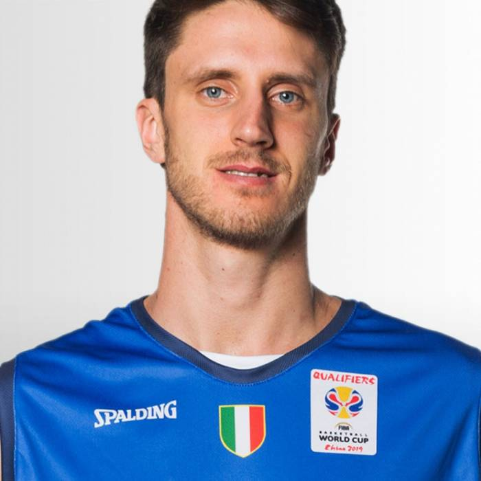 Photo de Achille Polonara, saison 2021-2022