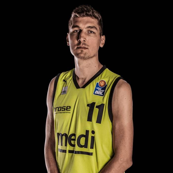 Photo de Andreas Seiferth, saison 2019-2020