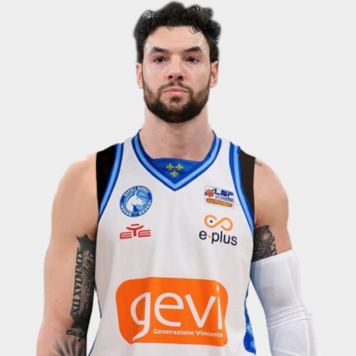 Photo de Christian Burns, saison 2020-2021