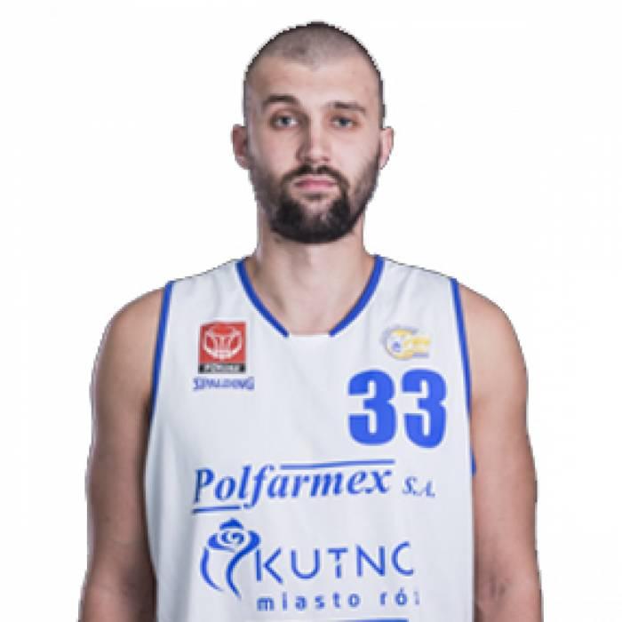 Photo of Damian Janiak, 2017-2018 season
