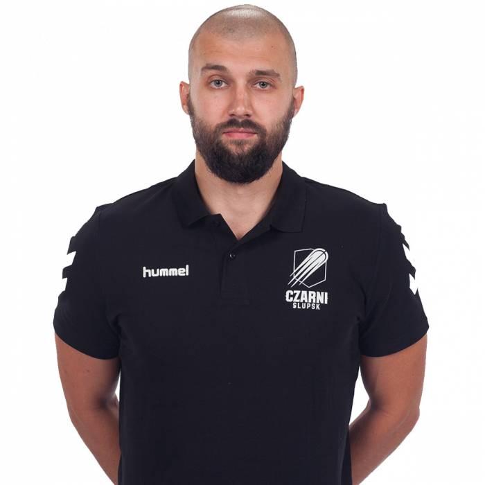 Photo of Damian Janiak, 2019-2020 season