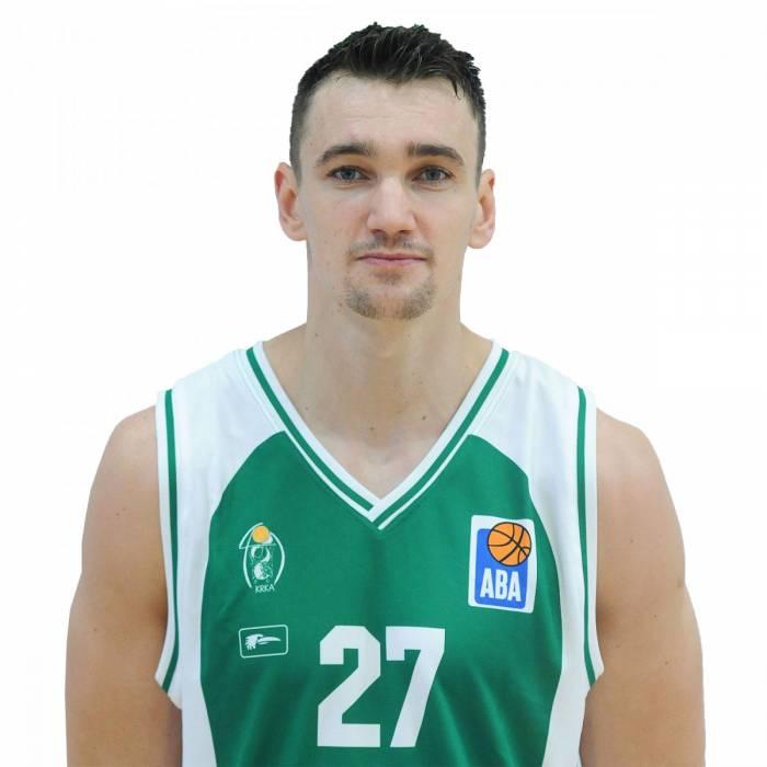 Photo de Ivan Ramljak, saison 2019-2020