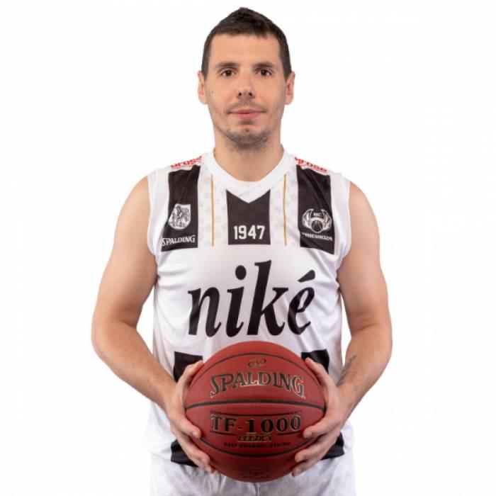 Photo of Zlatko Jovanovic, 2019-2020 season