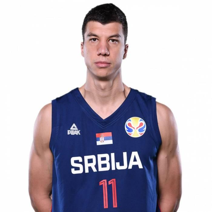 Photo de Vladimir Lucic, saison 2019-2020