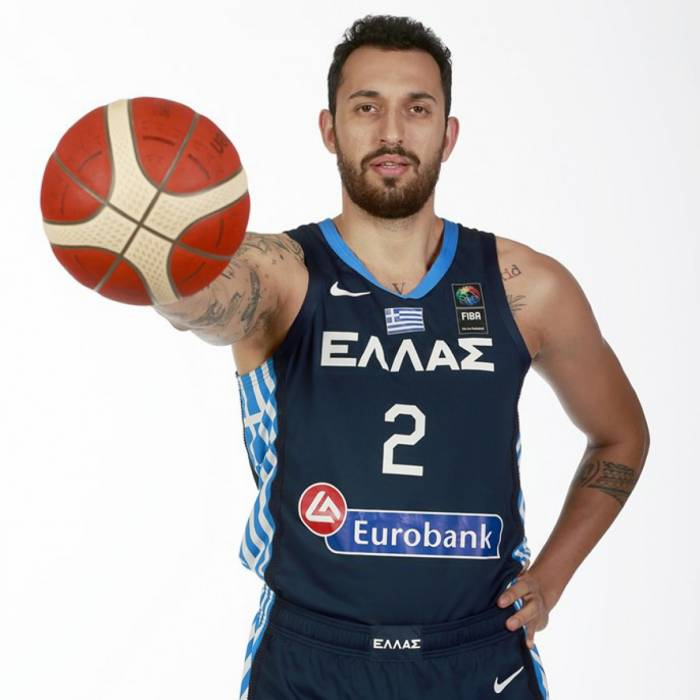 Linos Chrysikopoulos nuotrauka, 2021-2022 sezonas