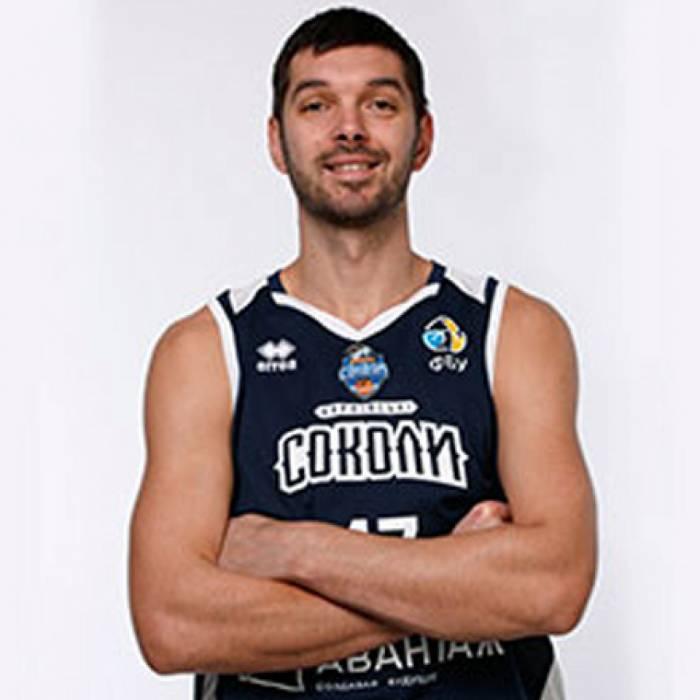 Photo of Oleksandr Tischenko, 2019-2020 season