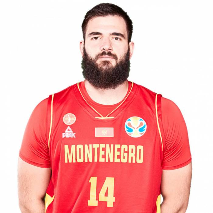 Photo of Bojan Dubljevic, 2019-2020 season