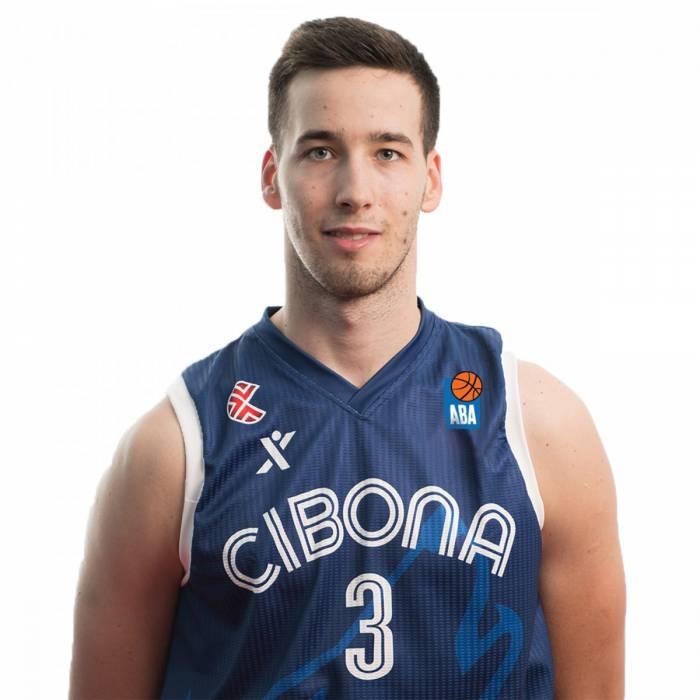 Foto de Kresimir Radovcic, temporada 2020-2021