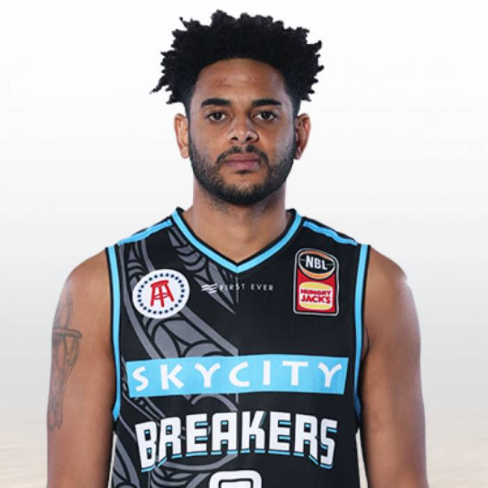 Photo of Corey Webster, 2019-2020 season
