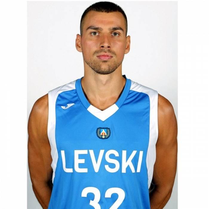 Photo of Hristo Zahariev, 2018-2019 season