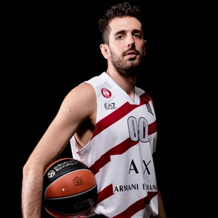 Photo of Amedeo Della Valle, 2018-2019 season