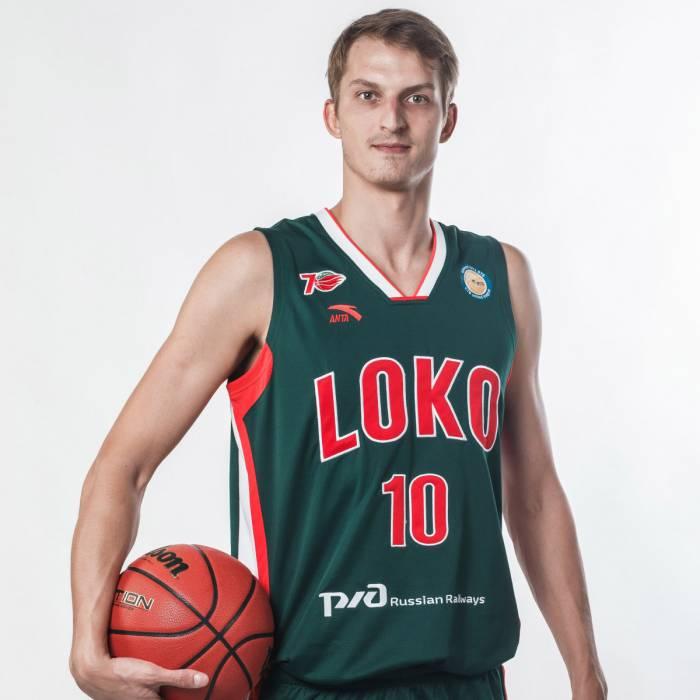Photo de Vladimir Ivlev, saison 2016-2017