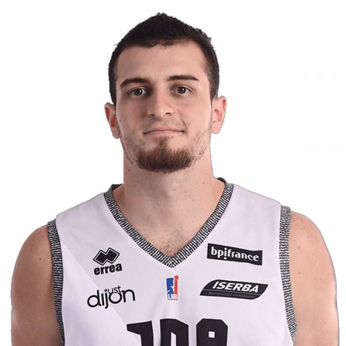 Photo of Axel Julien, 2019-2020 season