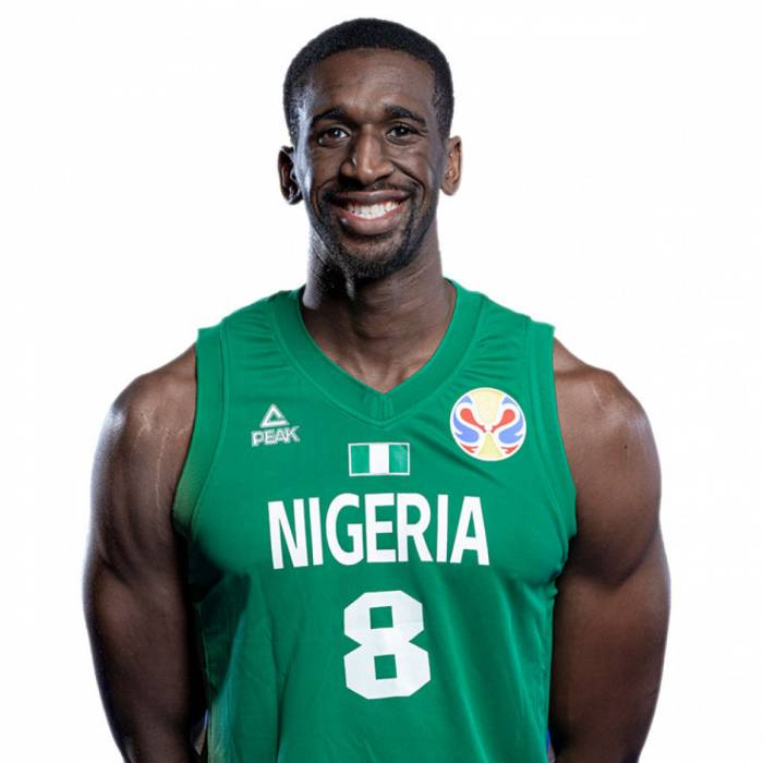 Photo of Ekpedeme Udoh, 2019-2020 season