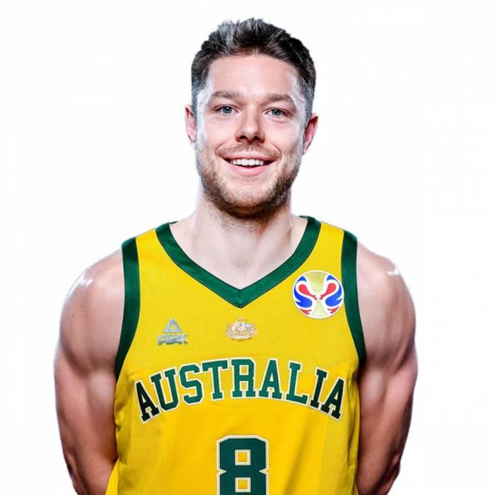 Photo of Matthew Dellavedova, 2019-2020 season