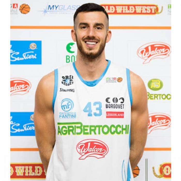 Photo of Adam Sollazzo, 2017-2018 season
