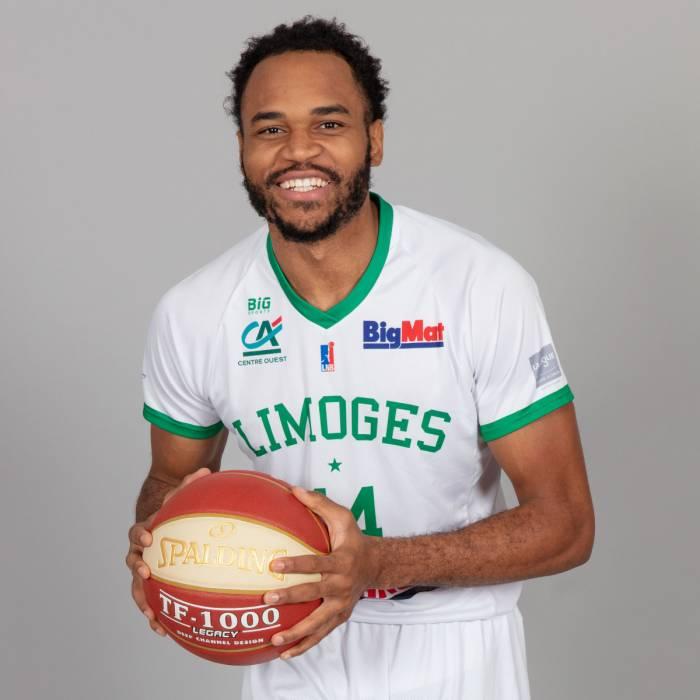 Photo of Vincent Sanford, 2019-2020 season