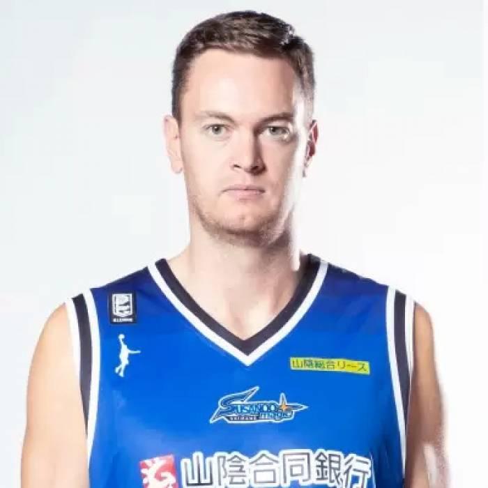 Photo de Brian Qvale, saison 2019-2020
