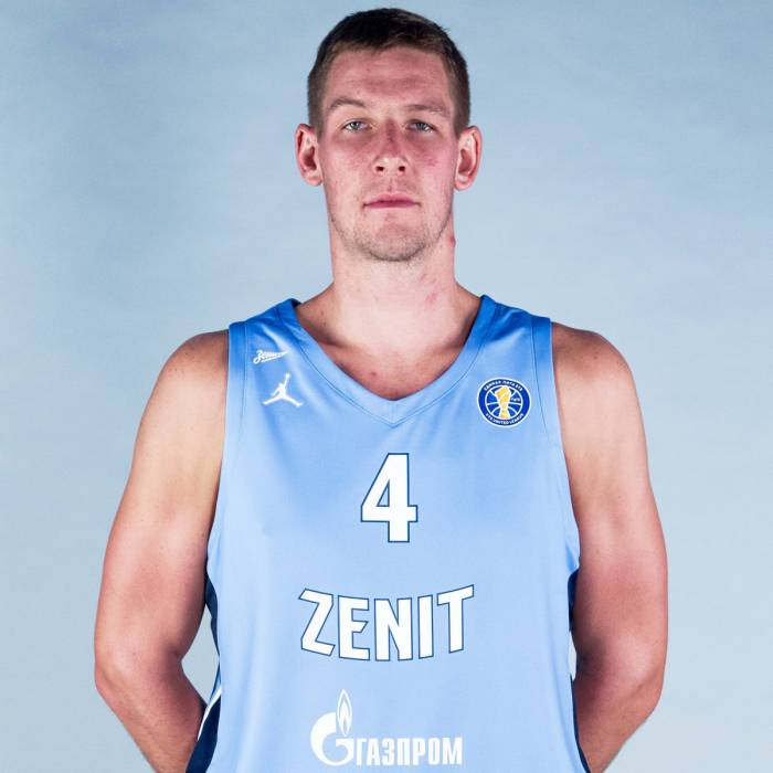 Photo of Colton Iverson, 2019-2020 season