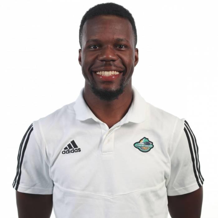Photo of Ronald Moore, 2019-2020 season