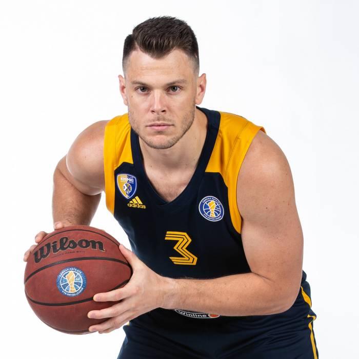 Photo de Chris Kramer, saison 2019-2020