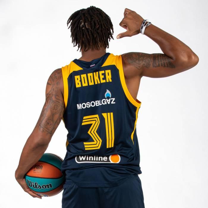 Photo of Devin Booker, 2020-2021 season