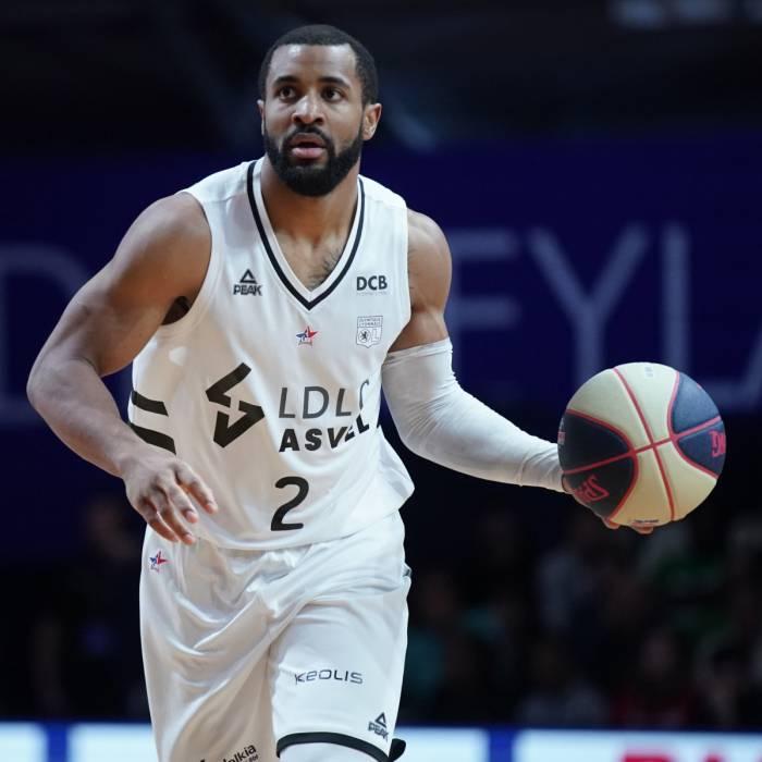 Photo de Jordan Taylor, saison 2019-2020