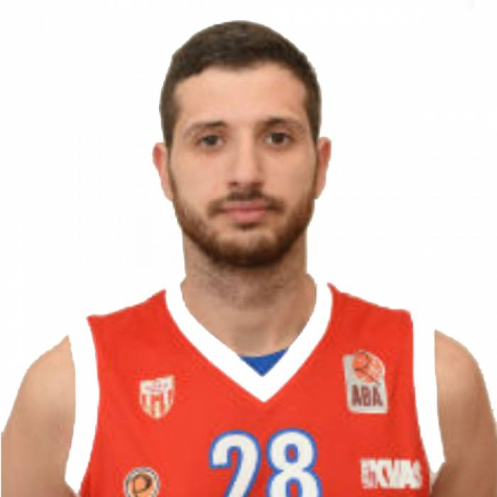 Photo of Svetozar Stamenkovic, 2018-2019 season