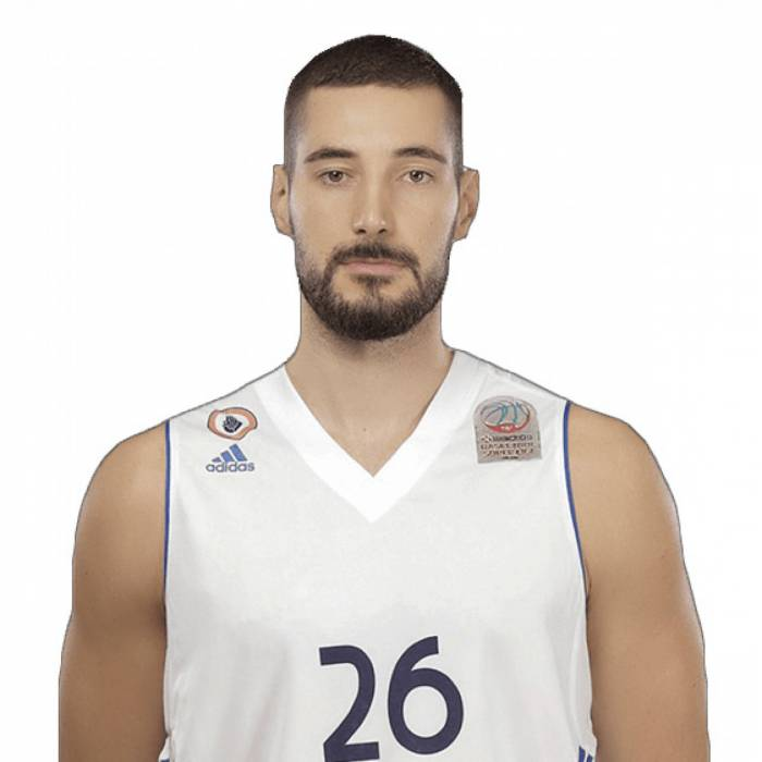 Photo de Luka Babic, saison 2018-2019