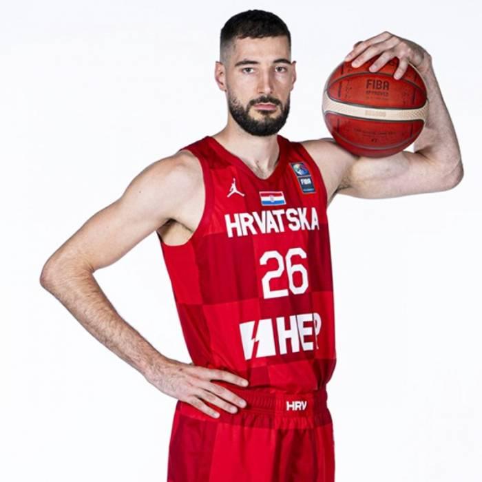 Photo de Luka Babic, saison 2021-2022