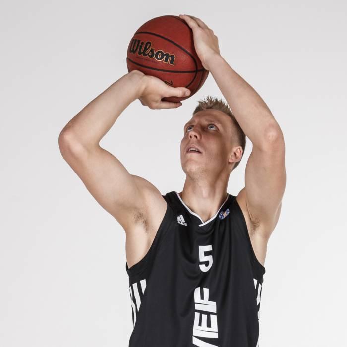 Photo de Mareks Mejeris, saison 2017-2018