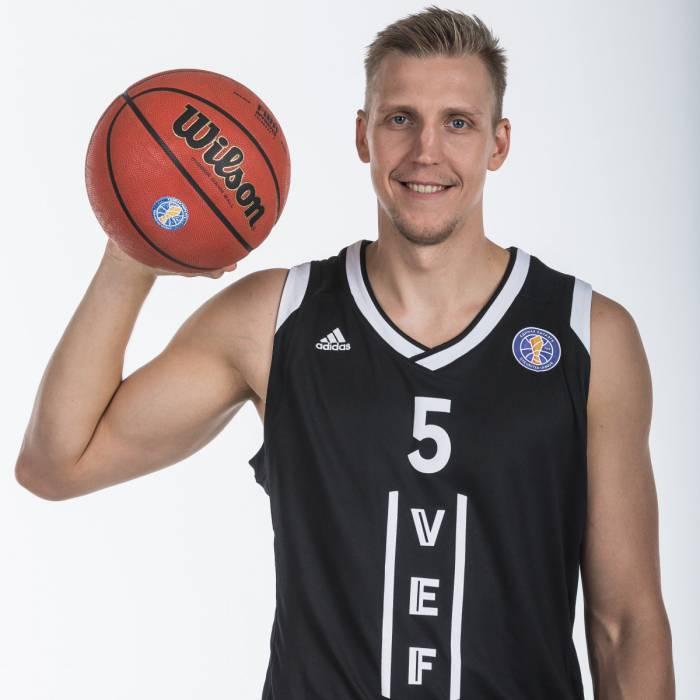 Photo de Mareks Mejeris, saison 2018-2019