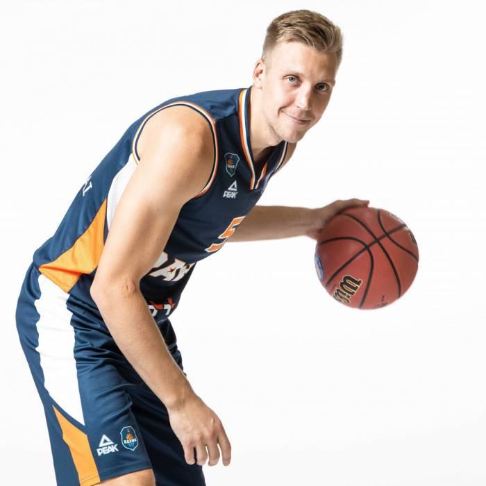 Photo de Mareks Mejeris, saison 2019-2020