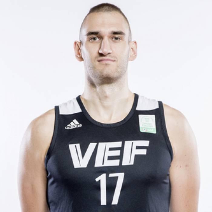 Photo of Viktors Iljins, 2019-2020 season