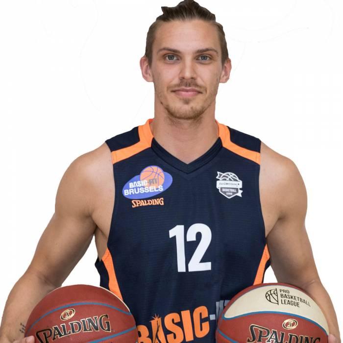 Photo of Augustas Peciukevicius, 2018-2019 season