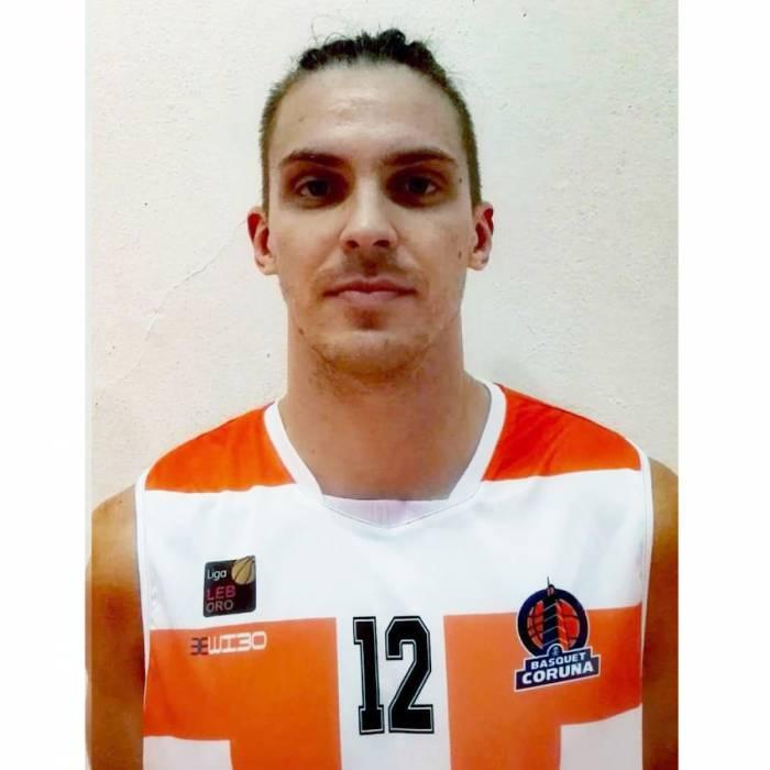 Photo of Augustas Peciukevicius, 2019-2020 season