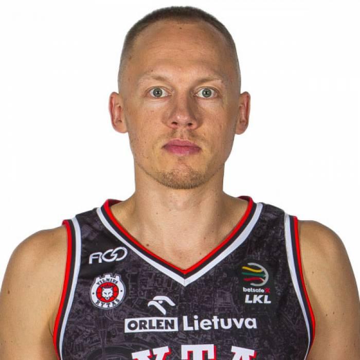 Photo de Mindaugas Girdziunas, saison 2019-2020